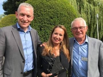 Jacqueline Hendriks wint Ludo Scheres Award